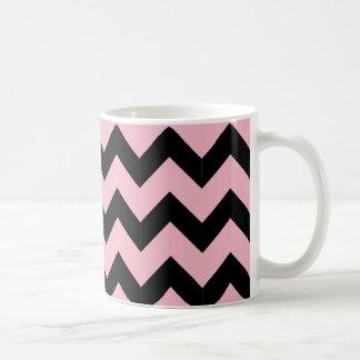 Classic Black & PInk Mug