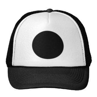 classic Black SpotDot Cap