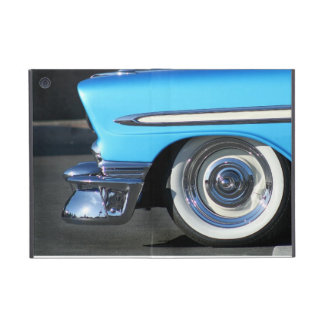 Classic Blue car iPad Mini Cover