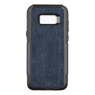Classic Blue Denim OtterBox Commuter Samsung Galaxy S8+ Case