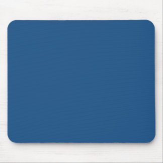 Classic Blue Spring 2015 Solid Color Mousepads