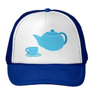 Classic Blue Teapot Cap