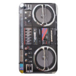 Classic Boombox iPod Touch Case-Mate Case