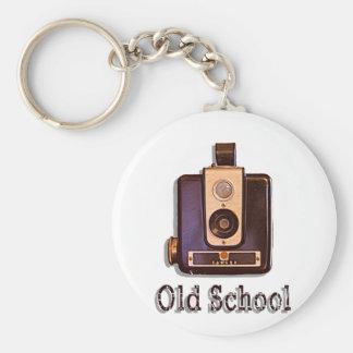 Classic Box Camera 1950s - Old School Key Chains