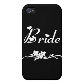 Classic Bride Cover For iPhone 4