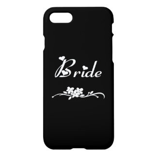 Classic Bride iPhone 7 Case