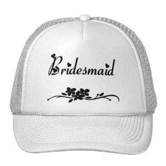 Classic Bridesmaid Mesh Hat