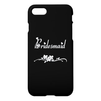 Classic Bridesmaid iPhone 7 Case