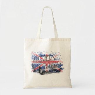 Classic British Mini Tote Bag