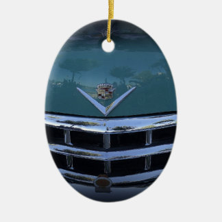 Classic Cadi Ceramic Ornament
