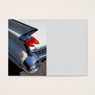 Classic Cadillac Car Design Business Card