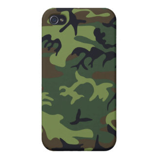 Classic camo style iphone case iPhone 4/4S cases