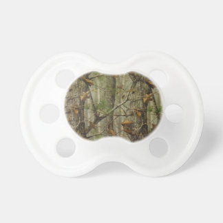 Classic Camouflage Baby Pacifiers