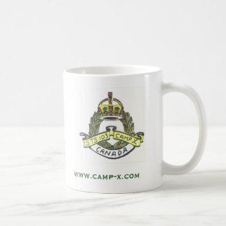 Classic Camp-X Coffee Mug