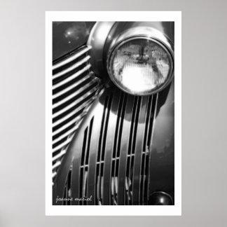 Classic Car 115 Poster Print
