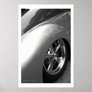 Classic Car 136 Poster Print