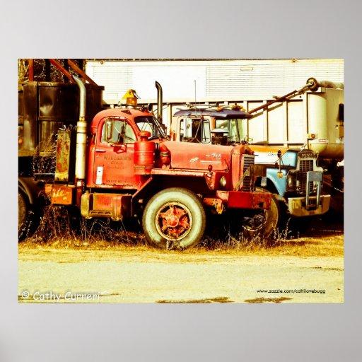 Classic Car 30 Poster