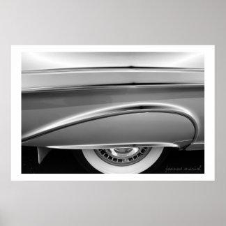 Classic Car 99 Poster Print