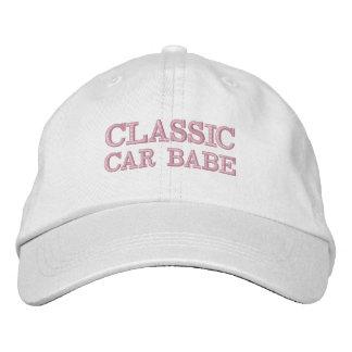 CLASSIC CAR BABE cap