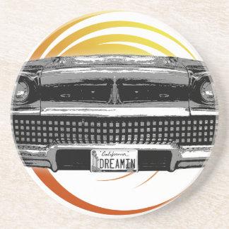 Classic Car Coaster