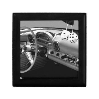 Classic Car Design Gift Box