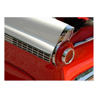 classic car design pack of chubby business cards