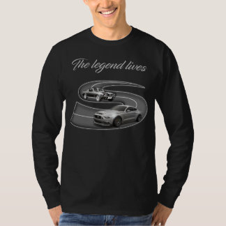 Classic Car Enthusiast Legends T-Shirt