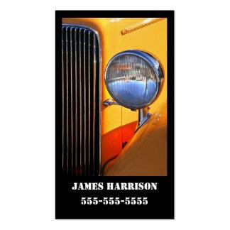Classic Car Fairway's Finest Business Card