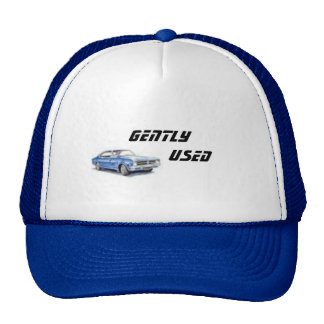 classic car, Gently, Used Cap