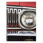 Classic Car Headlight Journal
