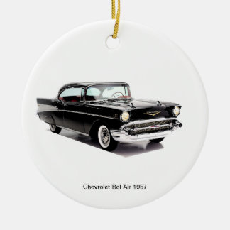 Classic car image for Circle Ornament