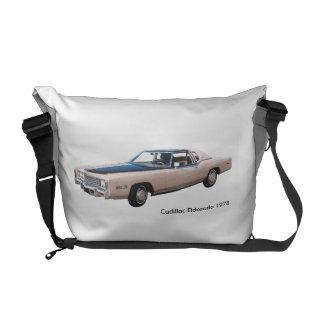 Classic Car image for Medium-Messenger-Bag Commuter Bag