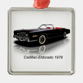 Classic Car image for Premium Square Ornament