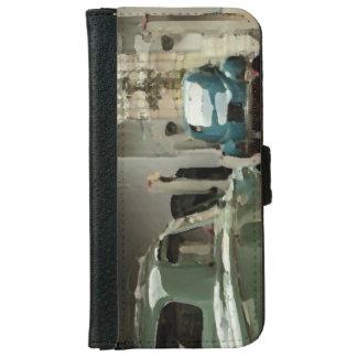Classic car iPhone 6 wallet case