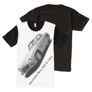 Classic car Men's-All-Over-Printed-t-shirt All-Over Print T-Shirt