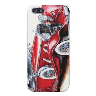 Classic Car Speck Case Case For The iPhone 5