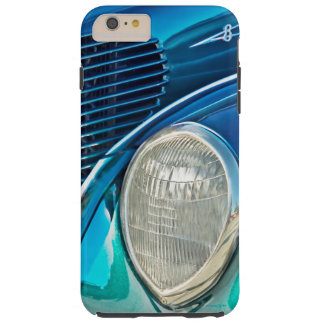 "Classic Car Theme ""Dress Blues"" Car Guy Tough iPhone 6 Plus Case"