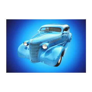 Classic Car Wall Canvas. Canvas Prints