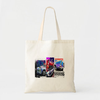 Classic Cars Budget Tote Tote Bags
