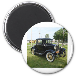 Classic Cars Magnet