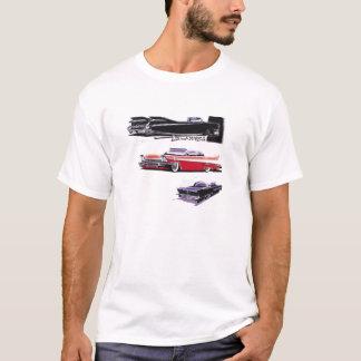 Classic Cars, Plymouth Fury 1958/1959 Cadillac T-Shirt