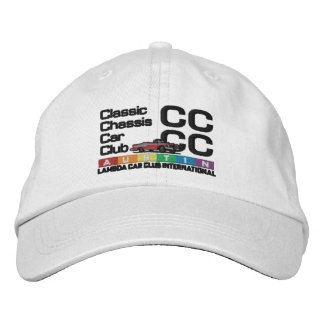 Classic Chassis Embroidered Cap