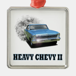 Classic Chevy II Collectibles Christmas Ornament