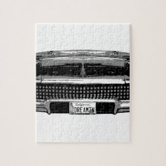 Classic Chevy Jigsaw Puzzle