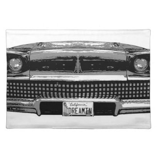 Classic Chevy Placemats