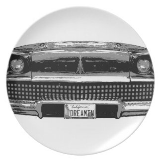 Classic Chevy Plate