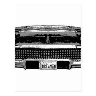 Classic Chevy Postcard
