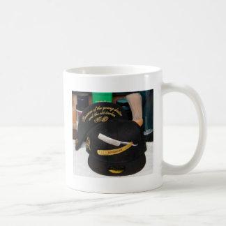 Classic Chop Cap Basic White Mug