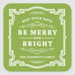 Classic Christmas   Holiday Gift Tag Labels