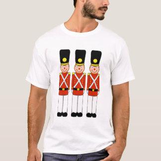 Classic Christmas Soldier Mens T-Shirt